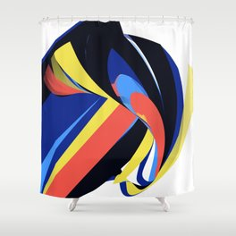 Leap Shower Curtain