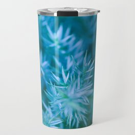 ENCHANTED GREEN #1 #art #society6 Travel Mug