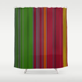 MOTLEY 05 Shower Curtain
