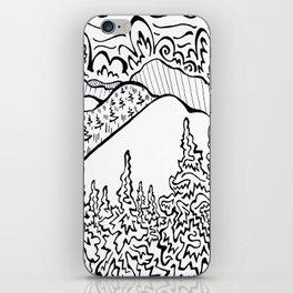 802 iPhone Skin