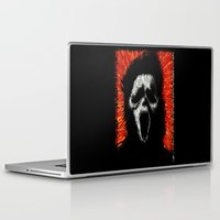 scream Laptop & iPad Skins featuring Scream by brett66