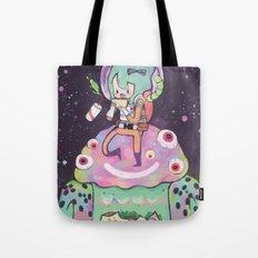 Space Taco Tote Bag