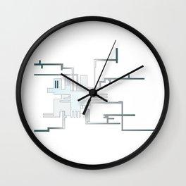 AMAZE Wall Clock