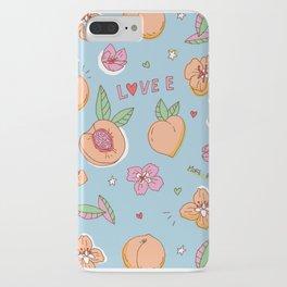 Just Peachy! iPhone Case