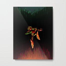 Heaven to Hell Metal Print