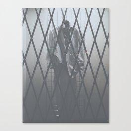 Arrested Garment Canvas Print