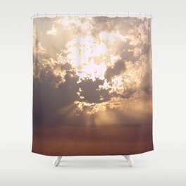 Beautiful Hell Shower Curtain