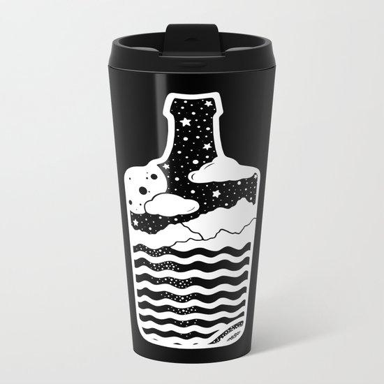 MOONSH/NE Metal Travel Mug