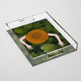 HAT Acrylic Tray