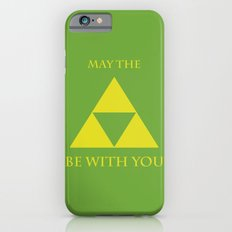 May the triforce be with you Slim Case iPhone 6s