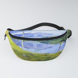 Beinn Eighe Mountain (Scottish Landscape) Fanny Pack