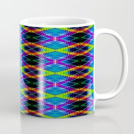 SBS Plaid Coffee Mug