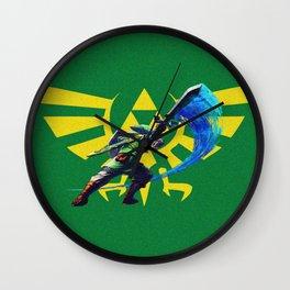 The Legend Of Zelda Sword Wall Clock