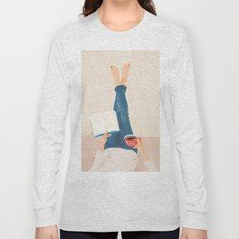 Morning Read Long Sleeve T-shirt