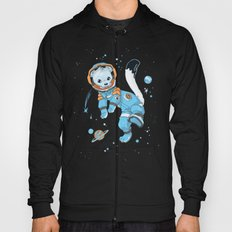 Space Ermine Hoody