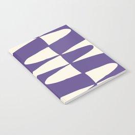 Zaha Ultra Violet Notebook