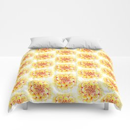 Marigold Mandala Comforters