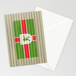 Flag of Nottinghamshire UK County Flag Nottingham Robin Hood  Stationery Cards