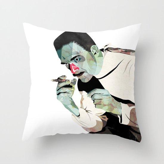 Dr. Sovac Throw Pillow