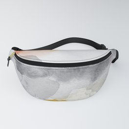 Tequila Sunrise Abstract Fanny Pack