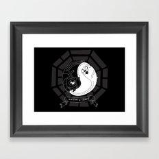Adventure Tao! Framed Art Print