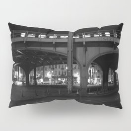 City Night Life Pillow Sham