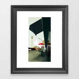 Alexander Platz II Framed Art Print