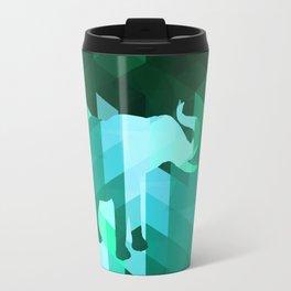 Emerald Elephant Travel Mug