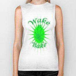 Wake N Bake Biker Tank