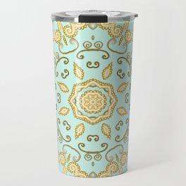 Cassidy in Aqua Mint Travel Mug