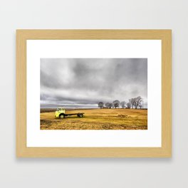 Country Jewell Framed Art Print