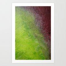 Fade In Art Print