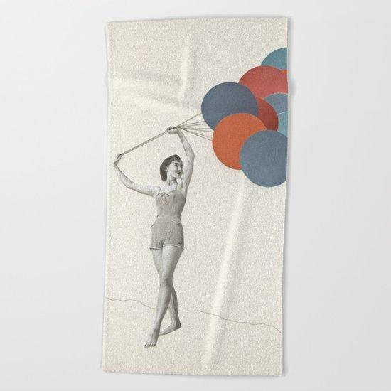 Balloons Beach Towel