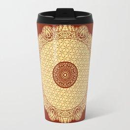 Mandala 8 Travel Mug