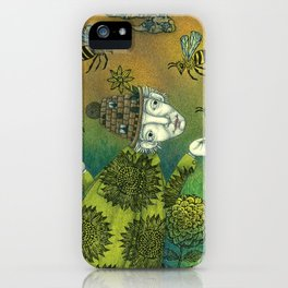 The Beekeeper iPhone Case