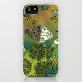 The Beekeeper iPhone Case