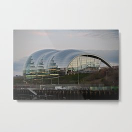 The Sage: Newcastle (Close up) Metal Print