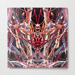 Treeple 1 Metal Print