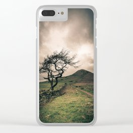 The Long Walk Clear iPhone Case