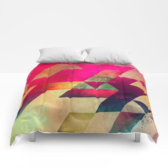 syx nyx Comforters