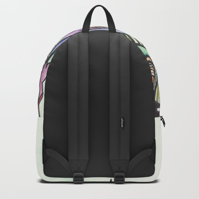 Two Feathers Backpack
