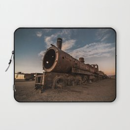 Train Cemetery, Uyuni Laptop Sleeve