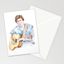 Sam Woolf - Watercolor Stationery Cards