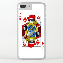 21st Century Jack Clear iPhone Case
