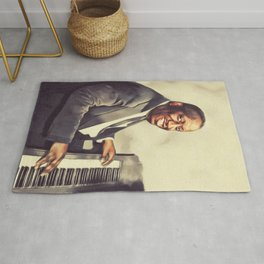 James P. Johnson, Music Legend Rug