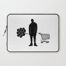 NF and His Burdens Laptop Sleeve