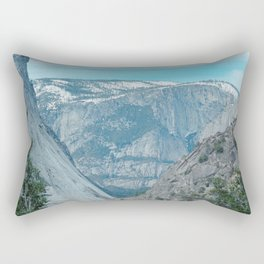 waking of ancients ii Rectangular Pillow