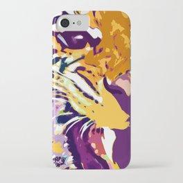 Tigah iPhone Case