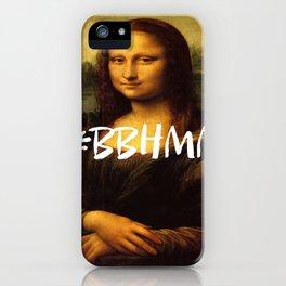 #BBHMM iPhone Case