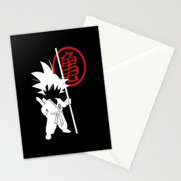 Little Goku Stationery Cards